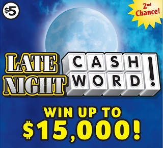 Late Night Cashword!