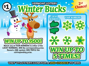 Winter Bucks