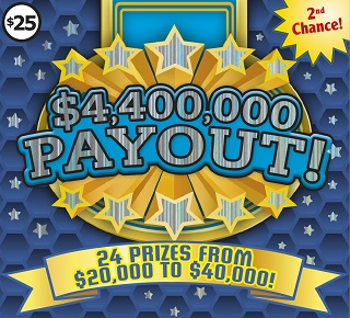 $4,400,400 Payout