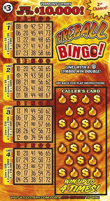 fireball bingo