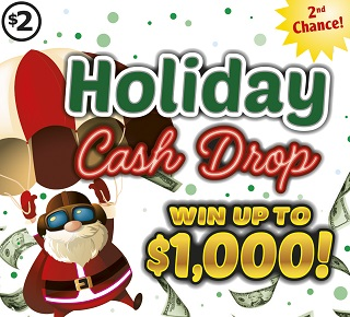 holiday Cash Drop