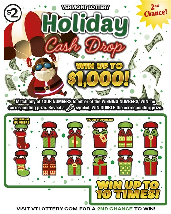 Holiday Cash Drop