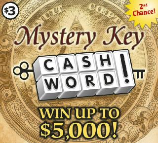 Mystery Key Cash Word