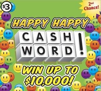 Happy Happy Cashword cover