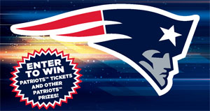 Patriots 2nd Chance promotion