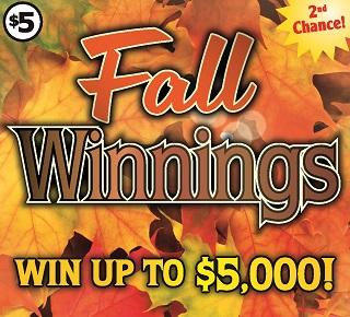 Fall Winnings