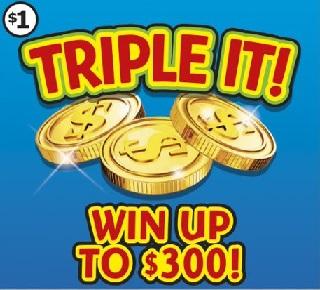 triple it
