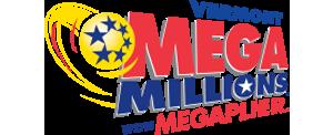 Vermont Mega Millions with Megaplier logo