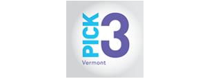 Vermont Pick 3 logo