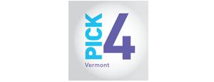 Vermont Pick 4 logo